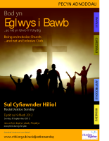RJS 2012 Resource Pack – Welsh&English