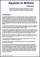 Asylum in Britain Bible study