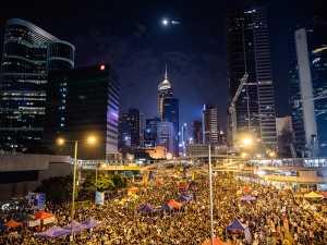 Hong Kong Crisis 2014