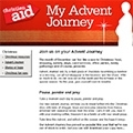 Christian Aid Advent Journey
