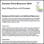 Creation Time 2014 resources
