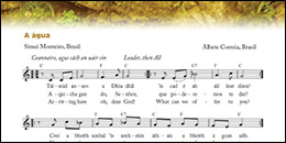 Week of Prayer for Christian Unity 2015 - Irish A Agua music