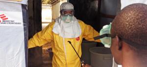 Ebola crisis response