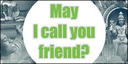 May I Call You Friend?