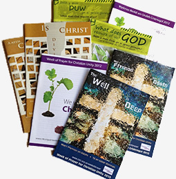 Week of Prayer for Christian Unity pamphlets