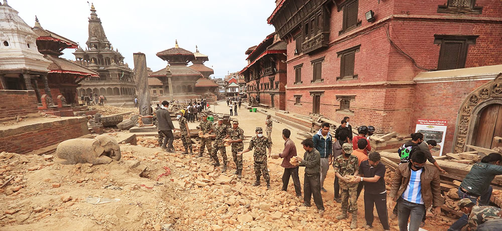 Nepal earthquake April 2015