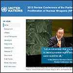 Nuclear Non-Proliferation Treaty (NPT) Review Conference 150x150