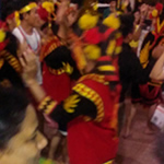 Dancing at General Assembly of the Christian Council of Asia