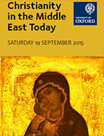 Christianity in Middle East study Day