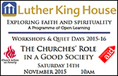 Churches Role in a Good Society