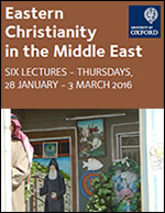 Eastern Christianity in Middle East lecture series