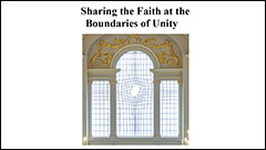 CofE and Baptist Union unity conversations