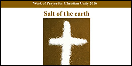 Week of Prayer Powerpoint of Order of Service (English text)
