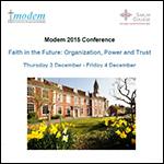 MODEM conference 2015