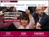 Resettlement Board website