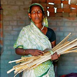 Anti Devi is from the Nalanda district of Bihar, she started manual scavenging at the age of 10
