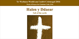Week of Prayer Powerpoint of Order of Service (Welsh/English text)