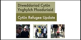 Cytun Refugee update