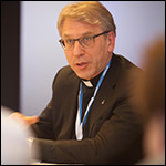 Olav Fykse Tveit at COP21