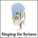 Singing for Syrians