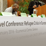 WCC/UN conference calls for refugee action
