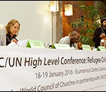 Refugee Crisis in Europe – WCC/UN Conference report