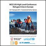 WCC/UN conference on refugee crisis