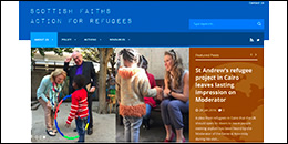 Scottish Faiths Action for Refugees