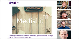 MediaLit training course 13-17 June 2016
