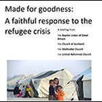 Refugee report from the Joint Public Issues Team (JPIT)