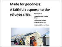 Refugee report from the Joint Public Issues Team