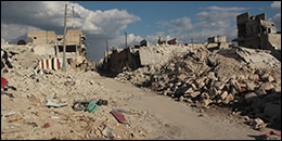 Churches demand action on Aleppo