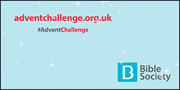 Bible Society Advent challenge