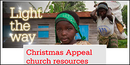 Christian Aid Christmas appeal 2016
