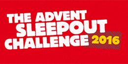 Church Urban Fund Advent Challenge 2016