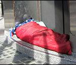 Homeless Sunday 22 January 2017