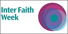 Inter Faith Week logo (2016)