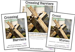 Printed resources for Week of Prayer for Christian Unity