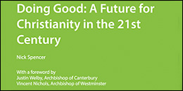 Future for Christianity in the 21st Century – Theos