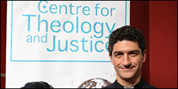Father Augusto Zampini at Launch of Centre for Theology and Justice