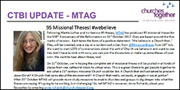 CTBI update on MTAG