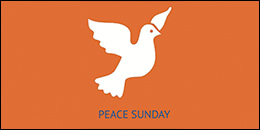 Peace Sunday 24 Sep 2017