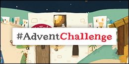 Bible Society Advent challenge 2017