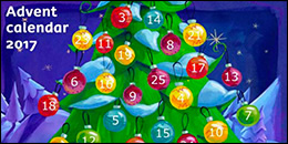 CAFOD refugee Advent calendar