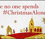 Join the Christmas Alone campaign