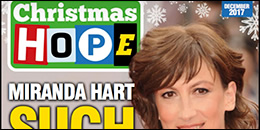 Christmas Hope magazine
