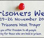 Prisoners Week 2017