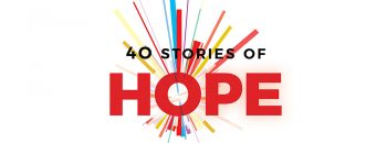 40 Stories of Hope