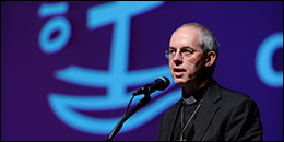 Ecumenical Spring – Justin Welby lecture at WCC