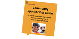 Community Sponsorship Guide for refugee families